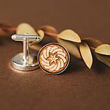 Šperky - manžetové gombíky - 11085500_