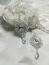 Sady šperkov - Biely set - 11083380_