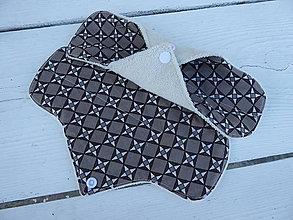 Úžitkový textil - látková nočná vložka -biobavlna - 11085371_