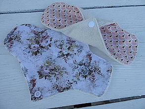 Úžitkový textil - Látkové vložky-biobavlna - 11085390_