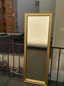 Zrkadlá - Drevené  zrkadlo - 11085817_