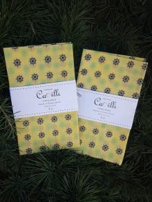 Úžitkový textil - voskovy obrusok 30x30 - 11085332_