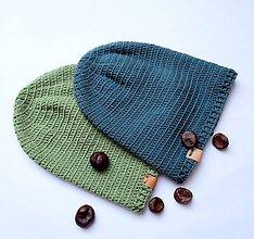 Doplnky - Pánska čiapka, 100% merino extra fine - 11085548_