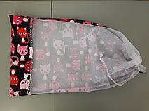 Nákupné tašky - Vrecko na chlieb - 11084416_