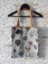 Nákupné tašky - Taška Balóny - 11084882_