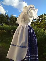 Šaty - Ľudová folklorna súprava - 11085166_