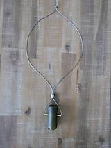 Náhrdelníky - Hrdlo náhrdelník - 11088479_