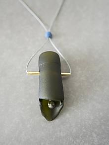 Náhrdelníky - Hrdlo náhrdelník - 11087962_