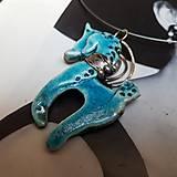 Náhrdelníky - Náhrdelník,  Keramika Koník - 11087156_