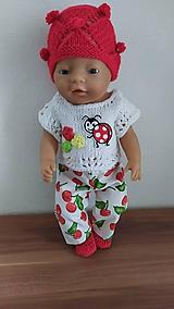 Hračky - Lily oblečenie pre bábiku - 11088744_