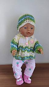 Hračky - Lana oblečenie pre bábiku - 11088771_