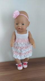 Hračky - Kora oblečenie pre bábiku - 11088863_