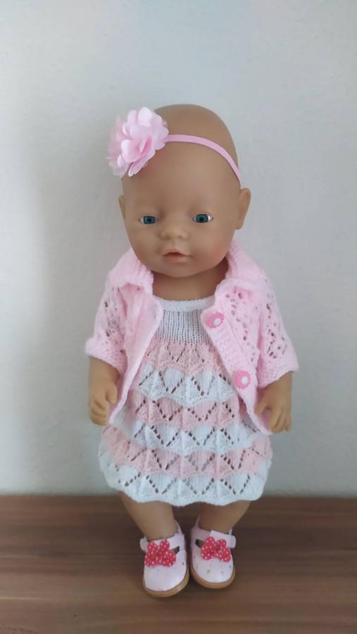 Kora oblečenie pre bábiku