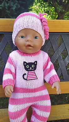 Hračky - Andy oblečenie pre bábiku - 11088807_