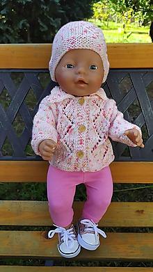 Hračky - Laura oblečenie pre bábiku - 11088854_
