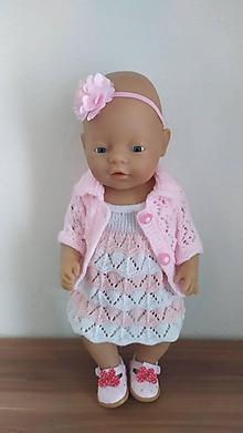 Hračky - Kora oblečenie pre bábiku - 11088862_