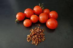 Potraviny - domáce semienka rajčín cherry 2019- 30 ks v balení - 11089336_