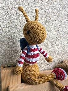 Hračky - mravček Palček - 11088105_