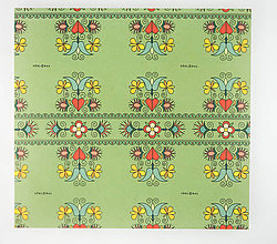 Úžitkový textil - Duo Bagetka 35 x 37 cm (2x Slovak folk) - 11088687_
