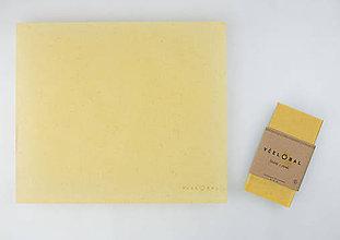 Pomôcky - Pani Bagetka 35x37 cm (Prírodná BIO bavlna) - 11088689_