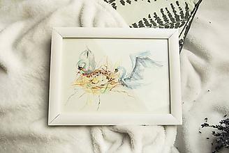 Obrazy - Malba na stene - 11087120_