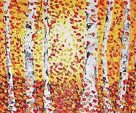 Obrazy - Jeseň - 11088185_