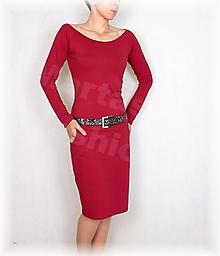 Šaty - Šaty volnočasové vz.493 (více barev) - 11089973_