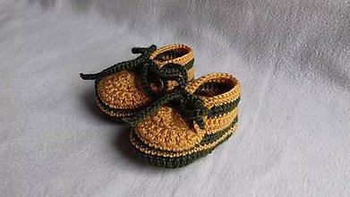 Topánočky - Papučkové tenisky - 11089788_