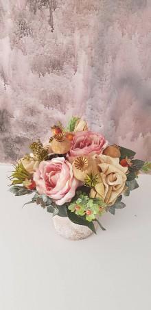 Dekorácie - Romantická jeseň - 11090117_