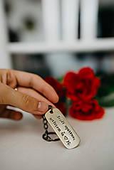 Kľúčenky - Prívesok na kľúče Jazdi opatrne - 11089981_