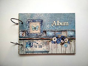 Papiernictvo - Fotoalbum * rodinný album a5 - 11090916_