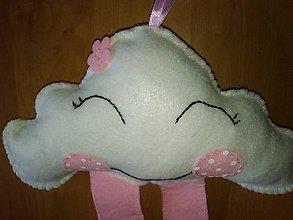 Detské doplnky - Sponkovník - labuť, kvet, lienka, sloník, jednorožec, medúza, mráčik,sova, mačka,korunka pre princeznú, žirafka, srdce (Sponkovník - mráčik s nohami) - 11090661_