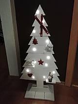 Dekorácie - Vianočný stromček - 11090628_