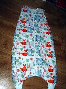 Textil - spací vak - 11092035_
