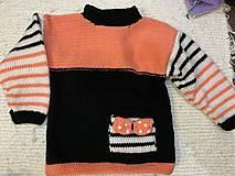Detské oblečenie - Svetríky - 11091946_