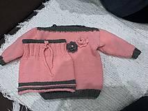 Detské oblečenie - Detské sukničky - 11091953_