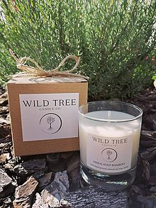 Svietidlá a sviečky - Himalayan Bamboo - 11093673_