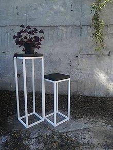 Dekorácie - Stojany pod kvety - 11094074_