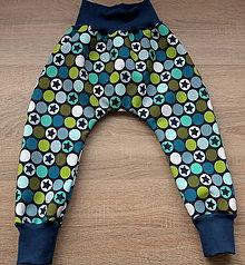 Detské oblečenie - Softshell nohavice - 11094026_