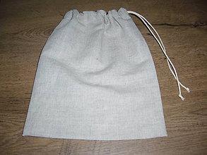 Úžitkový textil - Vrecúško - 11094555_