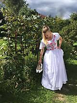 Šaty - Svadoné šaty - 11093813_