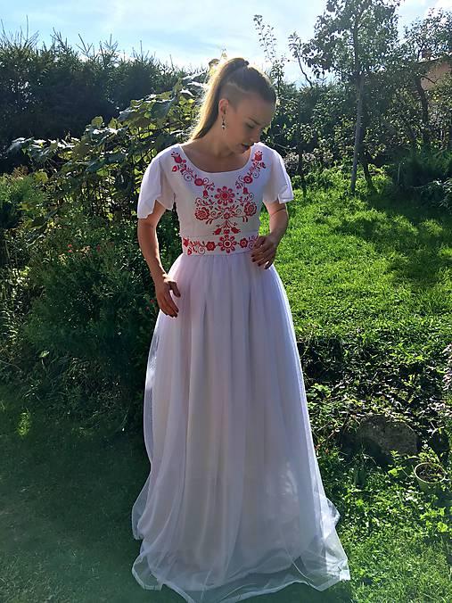 Svadoné šaty