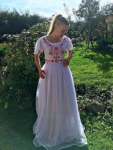 Šaty - Svadoné šaty - 11093810_