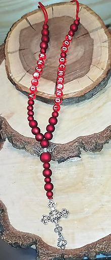 Iné šperky - Prívesok alebo amulet do auta cena  Prívesok na želanie s textom menom alebo dátumom - 11097648_