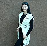 Svetre/Pulóvre - Boho kardigan - 11097743_