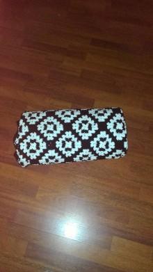 Úžitkový textil - Boho prehoz - 11096220_