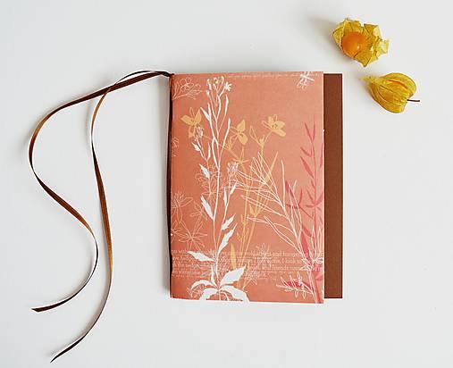 Papiernictvo - Jesenné zápisníky (Lososová) - 11097102_
