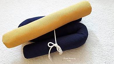 Úžitkový textil - Had - Valec  : súprava do postele 200x90 - 11096073_