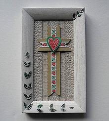 Obrazy - Kríž Folklór - 11097154_