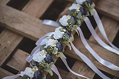 Náramky - Kvetinový náramok pre družičky - 11098015_